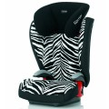 romer-assento de carro kid plus smart zebra